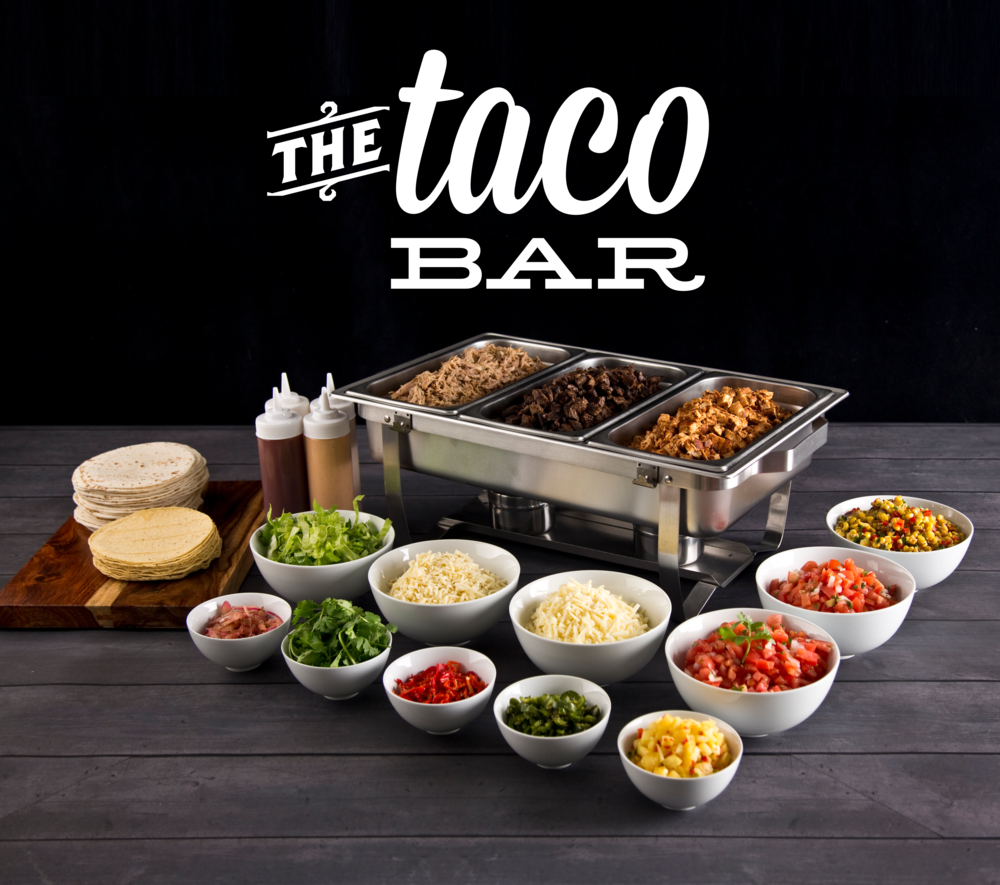 Image result for taco bar
