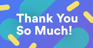 "Other Ways to Say ""Thank You So Much"" and ""Thank You Very Much"" in Writing  